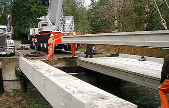 Girder Placement